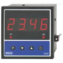 面板安装式数显仪DI30