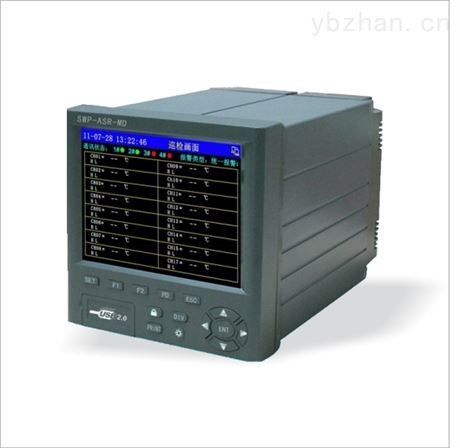 SWP-ASR-MD智能化64路巡检仪