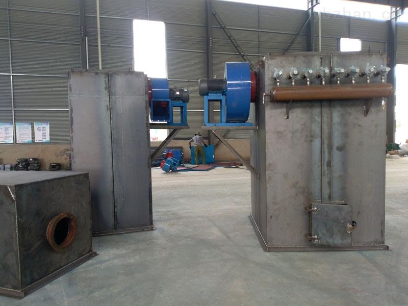 臨潁冶煉廠煙氣凈化方案 工業除塵設備廠家