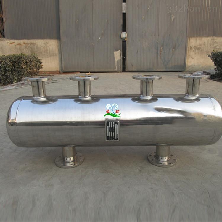 设备加工厂营口分集水器