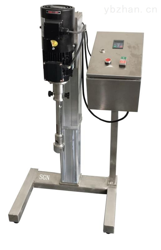 KA90-ZKE/中新寶6000轉實驗室高剪切乳化機