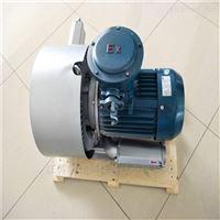雙段式防爆旋渦氣泵