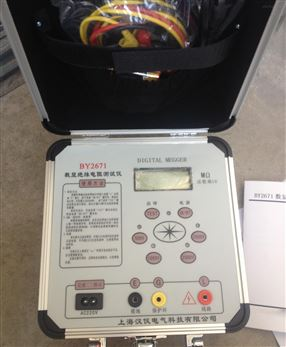 绝缘电阻测试仪承试设备