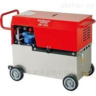清洗机200V外部吸水型油罐模型スーパー工业