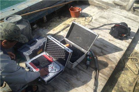水下管道安装技术(神农架市潜水员)