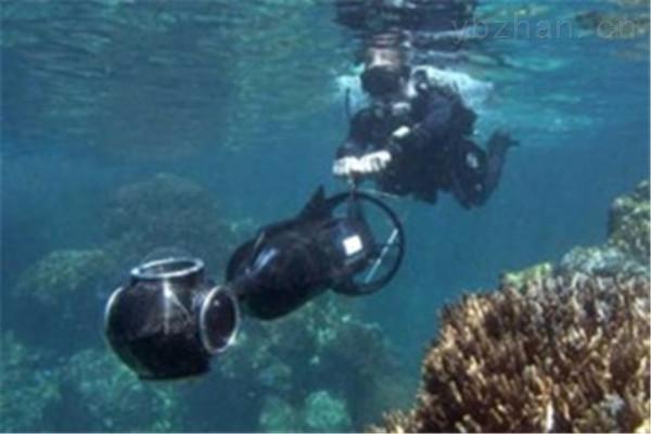 水下拋石加固/閘門槽水下檢查