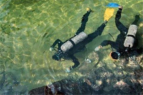 水下检测(福建省管道堵漏)