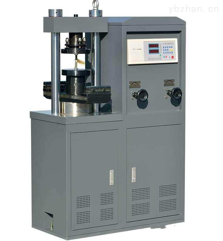 SYE-300-SYE-300电液式压力试验机