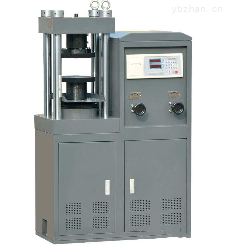 SYE-1000-SYE-1000 电液式压力试验机