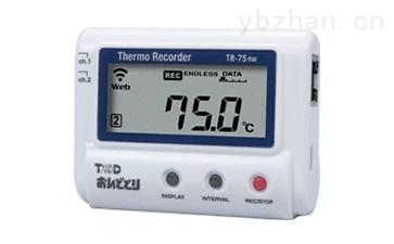TR-75nw-热电偶温度记录仪     点将科技