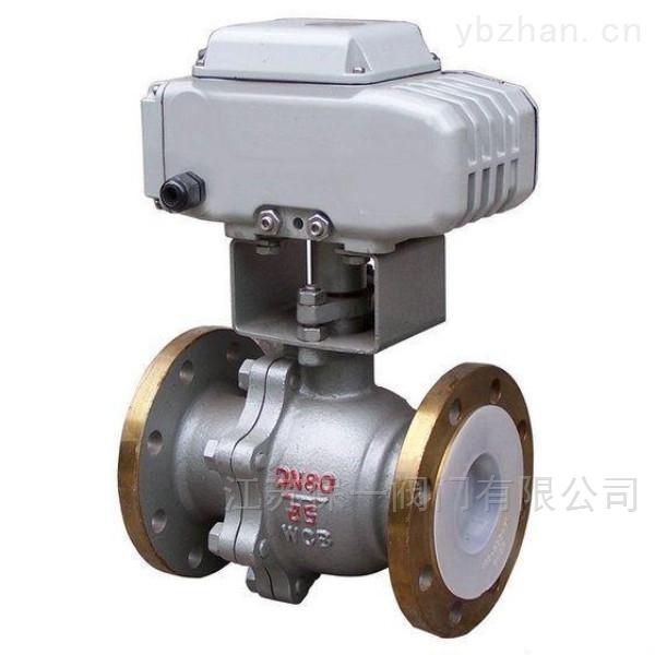 Q941H-电动高压球阀厂家