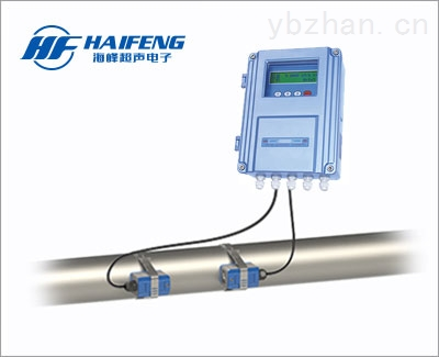 绵阳市TDS-100F1AB 固定外夹式超声波流量计