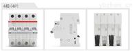 SH200 SH204-C0.5 4PABB微型断路器SH200 SH204-C0.5 4P