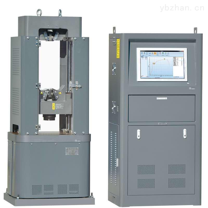 WAW-100B-WAW-100B电液伺服万能试验机