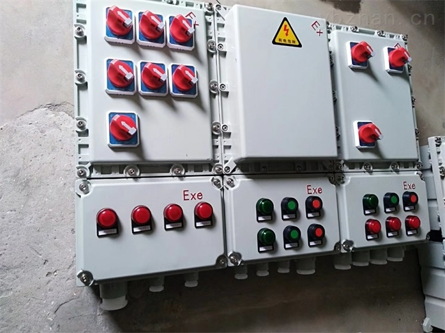 BXMD-20K-駐馬店iic級防爆標準配電箱
