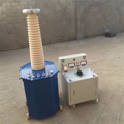 5KVA/100KV熔喷布静电试验变压器