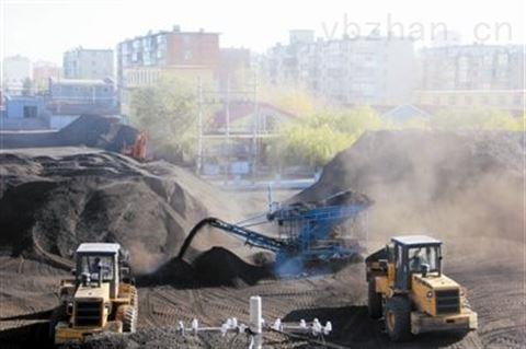迁安铁路煤炭运输专用抑尘剂符合顾客要求