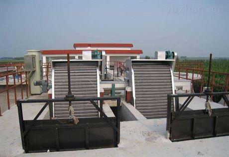 湖北污水处理设备格栅除污机