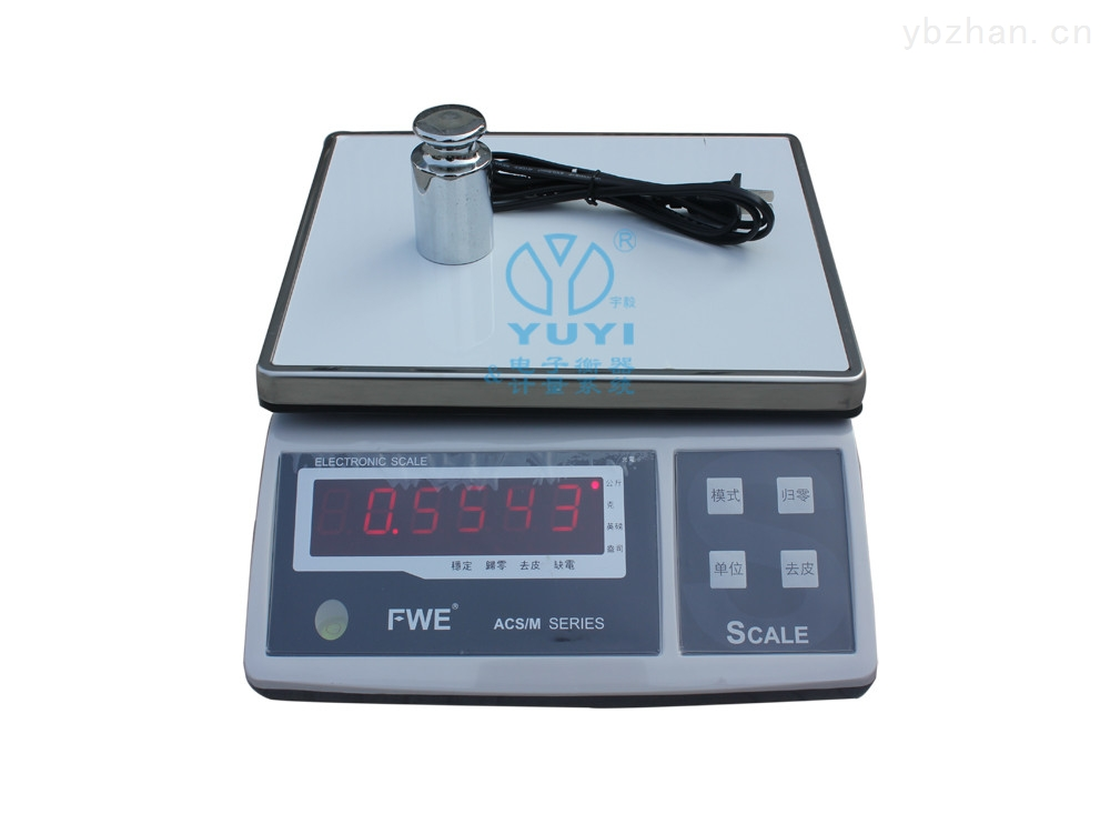 ACS/M 電子計重桌秤