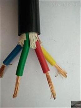 国标CEFR橡套软电缆4*50