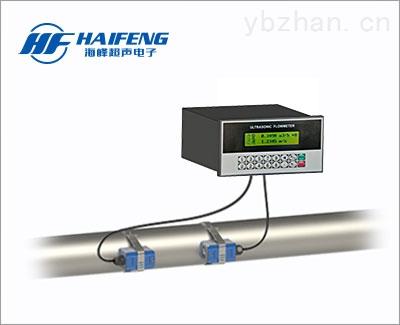漯河市在线测量盘装外夹式超声波流量计