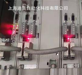 西門子NCU控製器2排燈亮顯示1維修