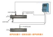 TDS-100插入式雙聲道超聲波流量計 熱量表