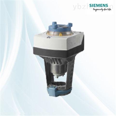 SAS61.33西门子温控阀执行器使用说明