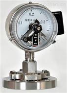 不銹鋼隔膜壓力表價格