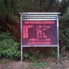 OSEN-FY生态景区负氧离子监测仪
