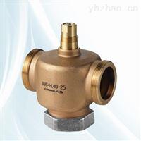 VVG44.15-4西门子电动温控阀供暖应用