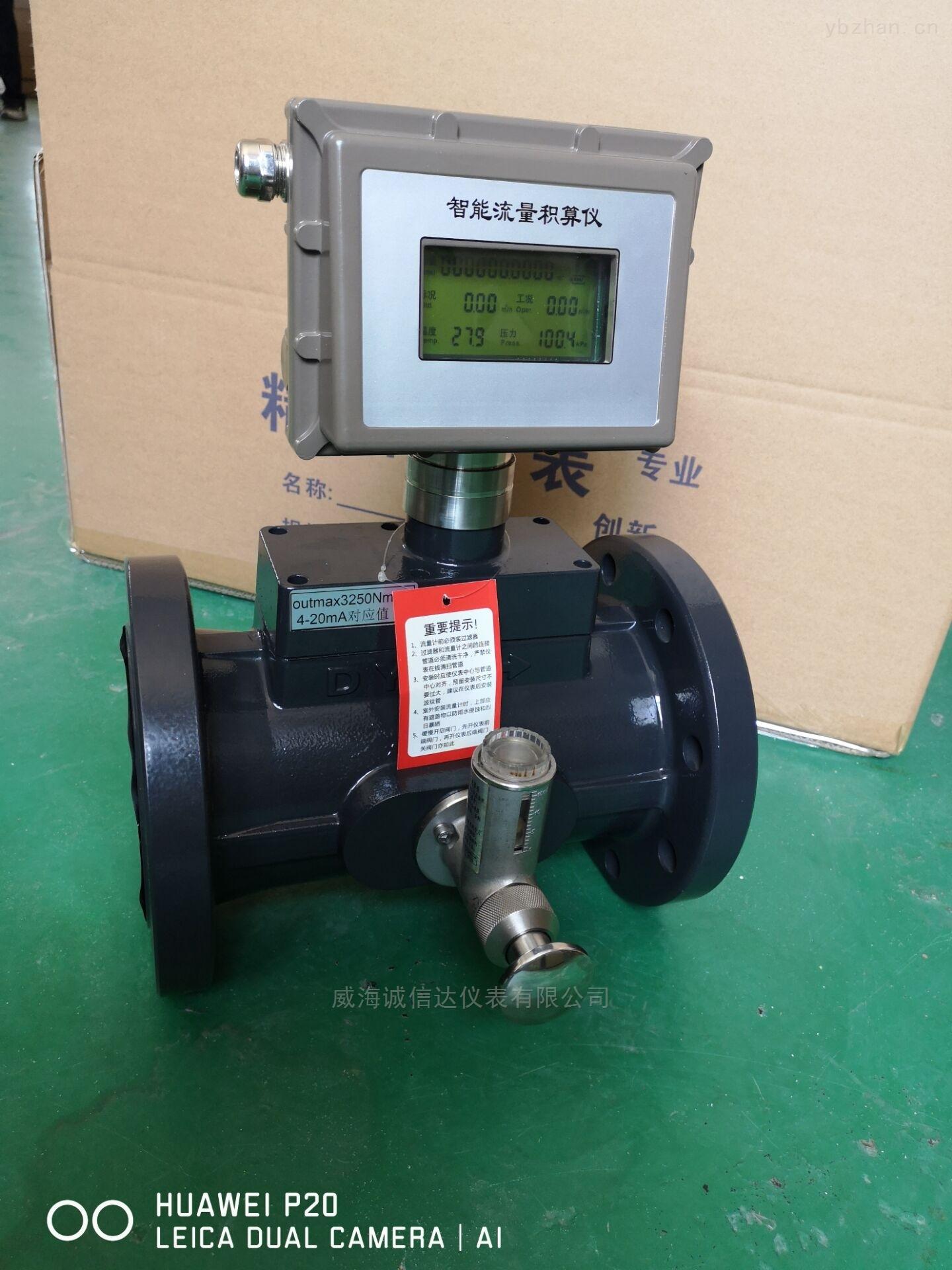 CXDLWQ-DN100-气体涡轮流量计润滑油