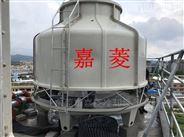 广西100T冷却塔-100T圆形逆流式冷却水塔