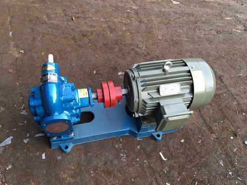 齿轮泵-厂家直销大流量齿轮泵KCB系列