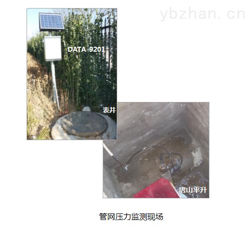供水管網壓力管理系統——壓力、流量監測