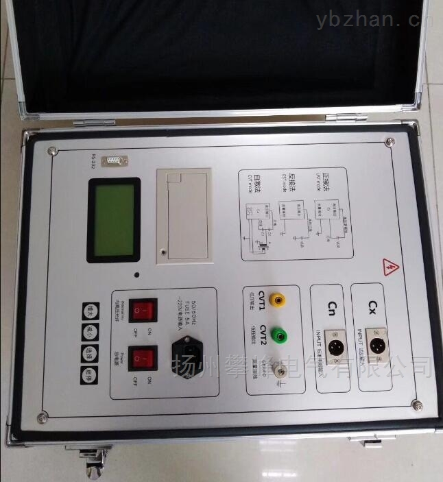 高压变频介损测试仪