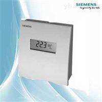 西门子QAA2061D带显示室内温度传感器