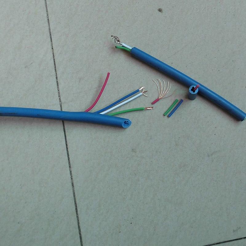 生产 WDZ-KYJVRP低烟无卤软芯屏蔽控制电缆