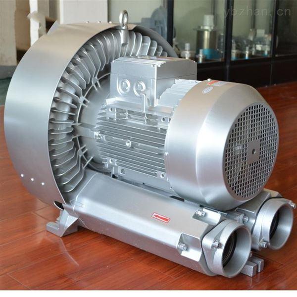 侧风道高压旋涡气泵