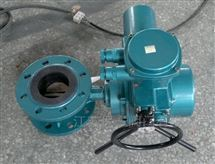 DQW部分回转开关型阀门电动执行器