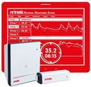 無線監控迷你溫濕度記錄器系統