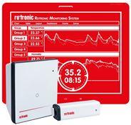 无线监控迷你温湿度记录器系统