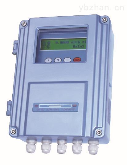 安徽合肥TDS-100F1AB  固定外夾式超聲波流量計廠家直銷