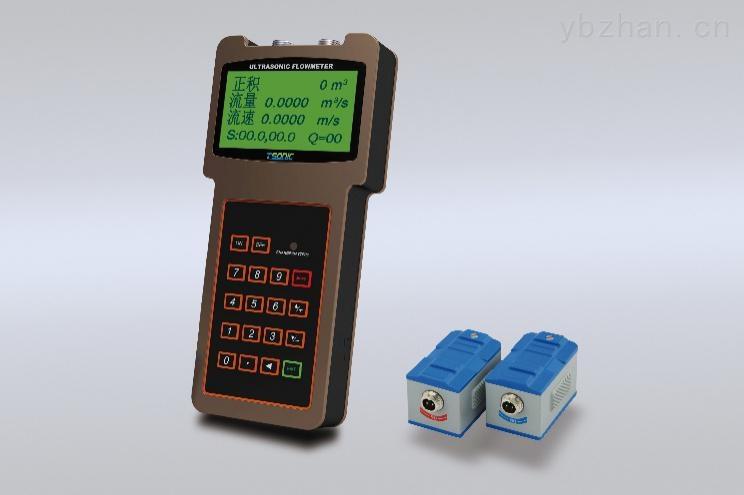 北京天津TDS-100H-B型 —手持式超声波流量计