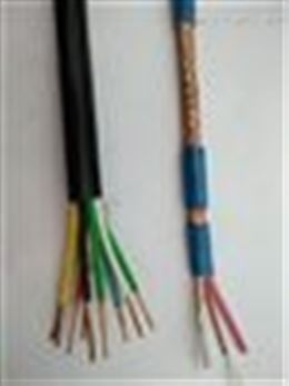 铜丝编制屏蔽电缆厂家