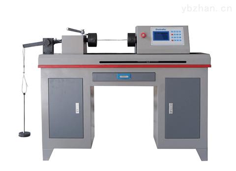 铝镁线材扭转圈数试验机 6mm线材转动次数检