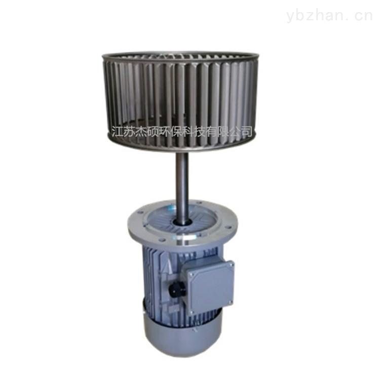 加长轴变频电机 加长轴耐高温风机