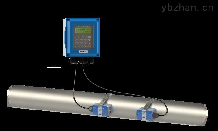 內蒙古通遼TDS-100固定外夾式超聲波流量計廠家直銷