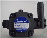 KOMPASS康百世叶片泵VB1-20F/24F-A1使用