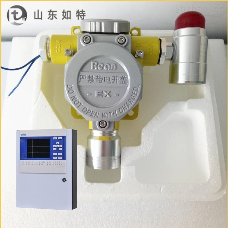 液化气站可燃气体报警器 检测液化气泄漏报警器